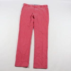 Peter Millar Sun Fade Stone Wash Chino Pants 36x35